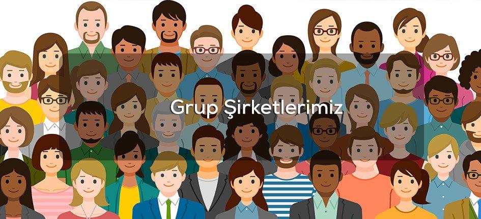 Grup Şirketlerimiz